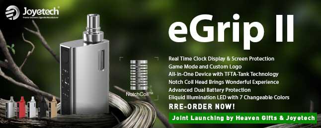 Joyetech eGrip II VT Kit
